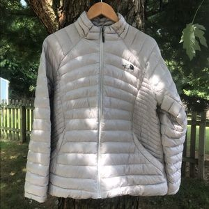 North Face Tonnerro Womens Jacket 700 Fill Down!